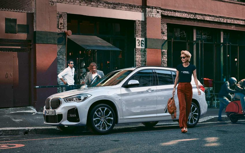 Leasing: Der BMW X1 Plug-in-Hybrid