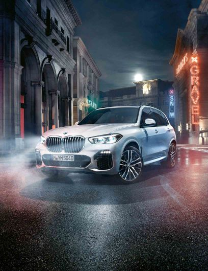 Leasing: Der BMW X5