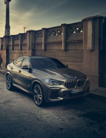 Leasing: Der BMW X6