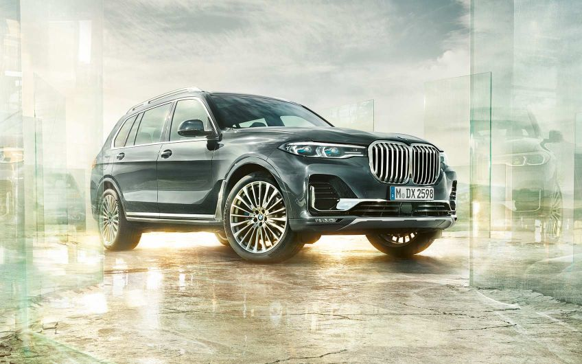 Leasing: Der BMW X7